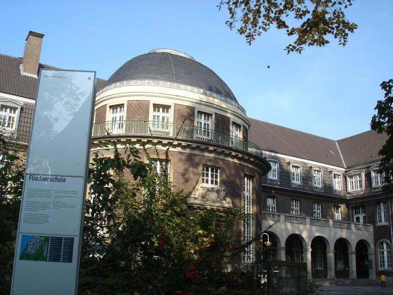 Schulgebaeude Museum Kaiserswerth