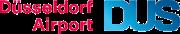 Logo des Düsseldorfer Flughafen