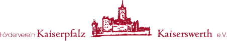 Logo des Förderverein Kaiserpfalz Kaiserswerth