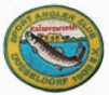 Logo Sport Angler Club Düsseldorf