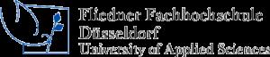Logo des Fliedner Fachhochschule Düsseldorf