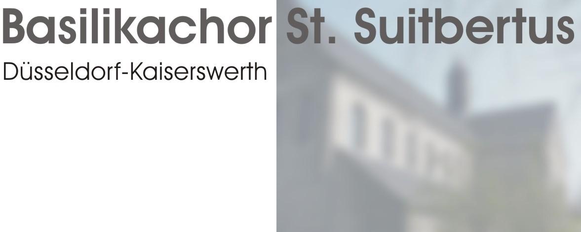 Basilika-Chor St. Suitbertus Kaiserswerth