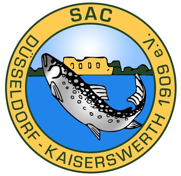Logo des Sport-Angler-Club Düsseldorf-Kaiserswerth 1909 e.V.