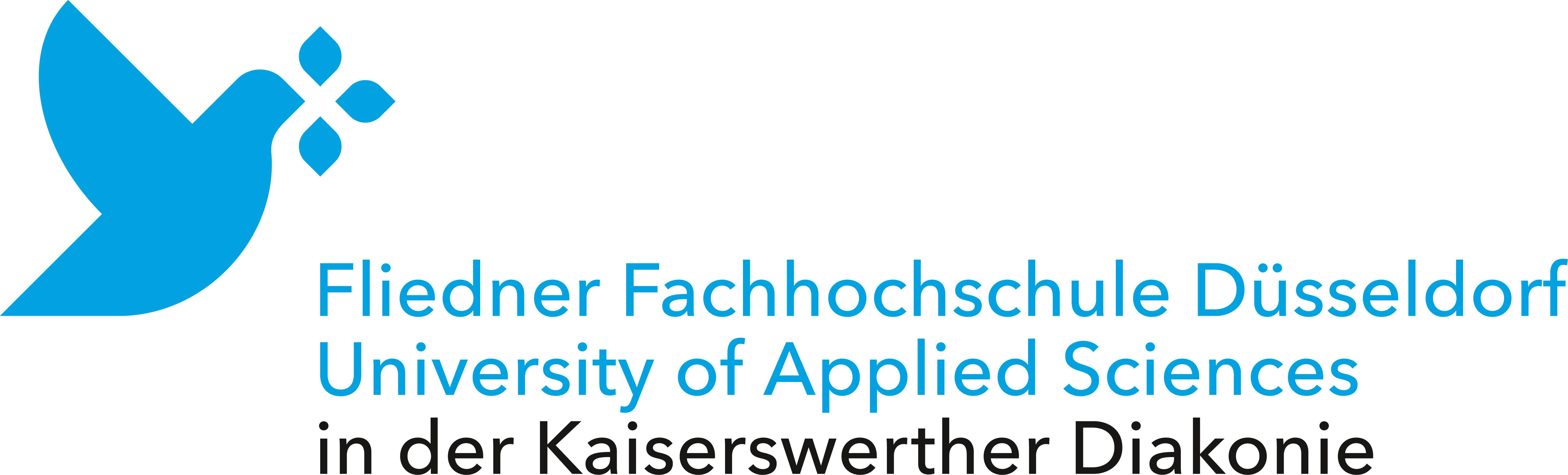Logo Fliedner Fachhochschule Düsseldorf